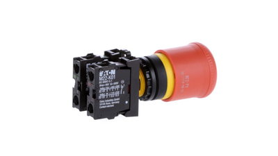 Emergency Stop Switch, 1NO+1NC, IP66 Buy {0}