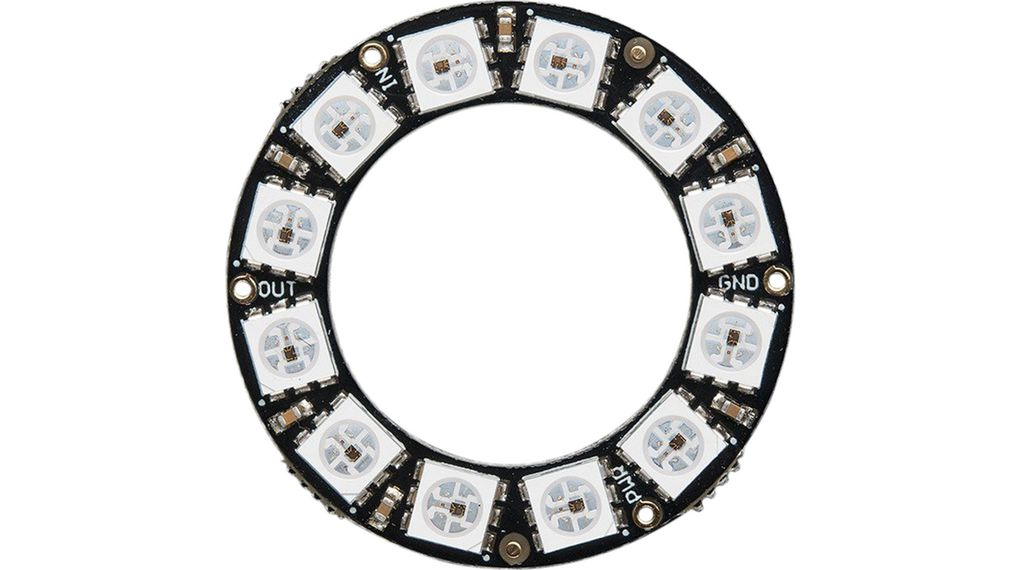 NeoPixel Ring 12 RGB LED