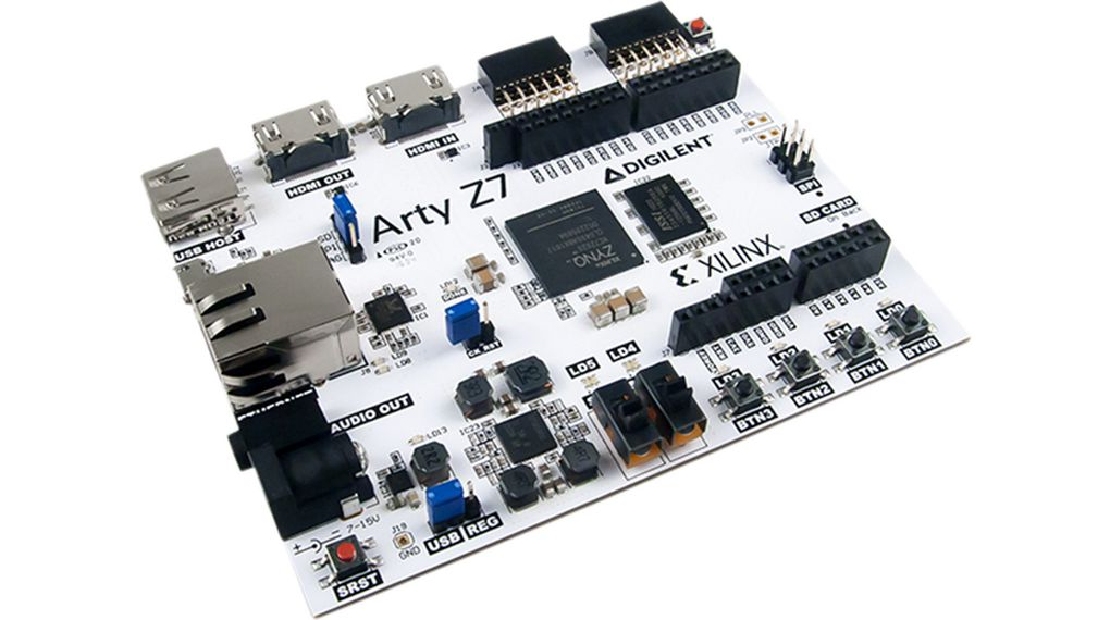 Buy Zynq FPGA board with Arduino Shield Connector Xilinx XC7Z020-1CLG400C