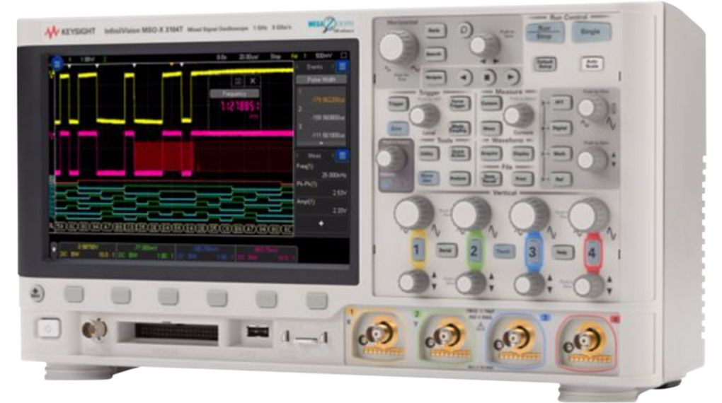 Buy Oscilloscope 4x1 GHz 5 GS/s