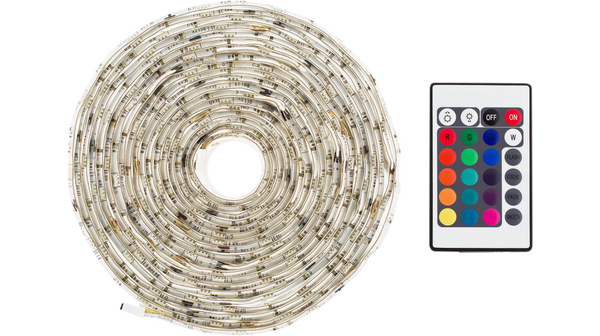 Led Strip Licht : Buy led strip rgb m müller licht distrelec