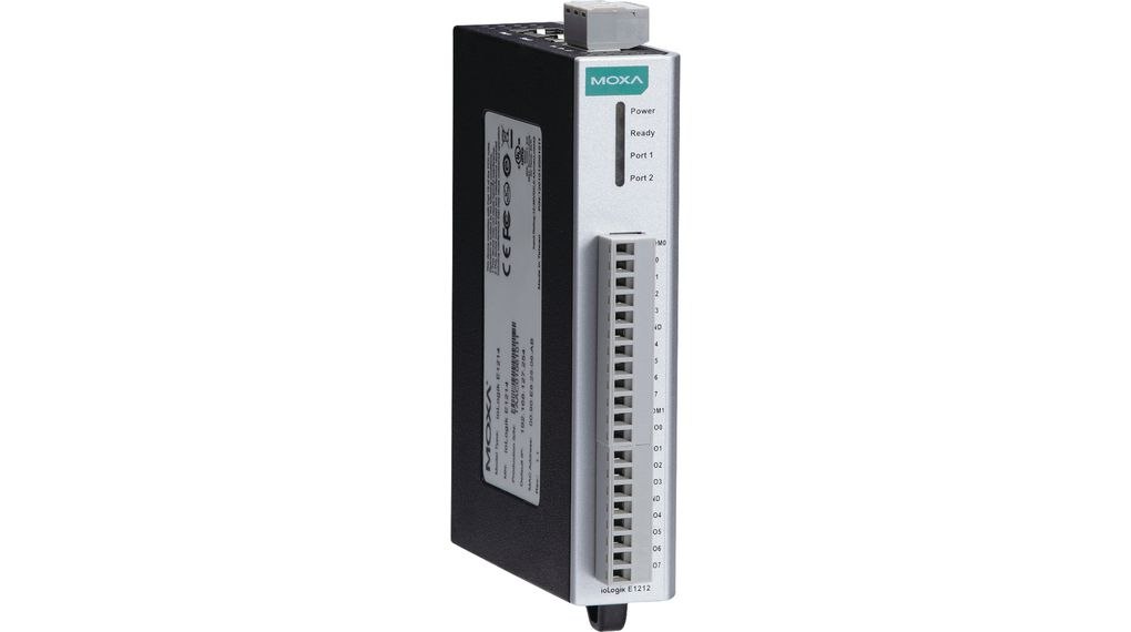 I/O Module 6 DI, 6 Relays Ethernet/MODBUS/TCP/EtherNet/IP