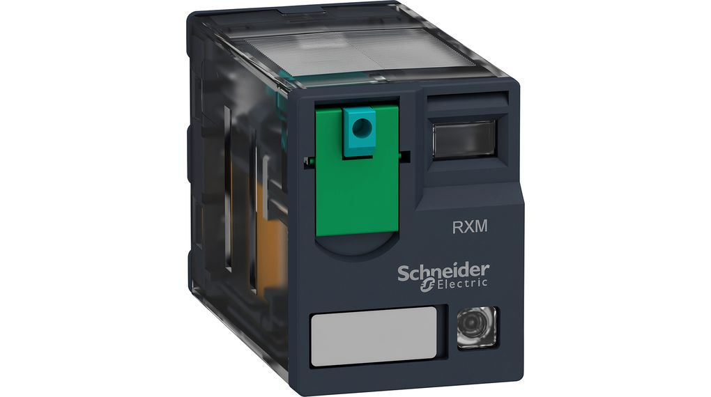 NEW Schneider RXM2AB2BD Relay 24VDC IN BOX Free Shipping