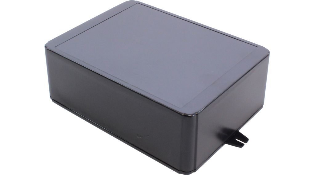 Buy Plastic Enclosure 200x150x70mm Black ABS IP54