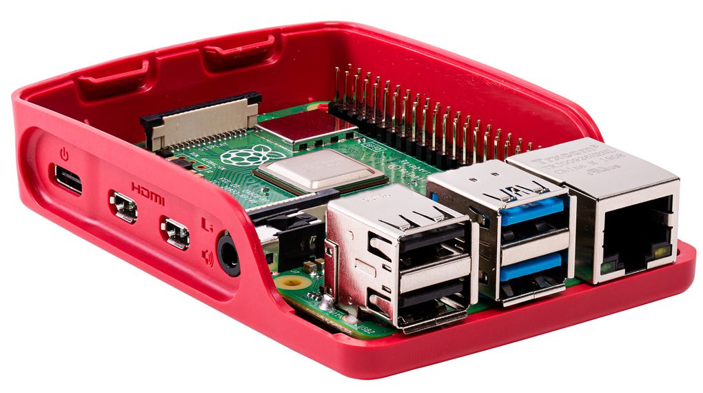 Image result for Raspberry Pi 4 Case
