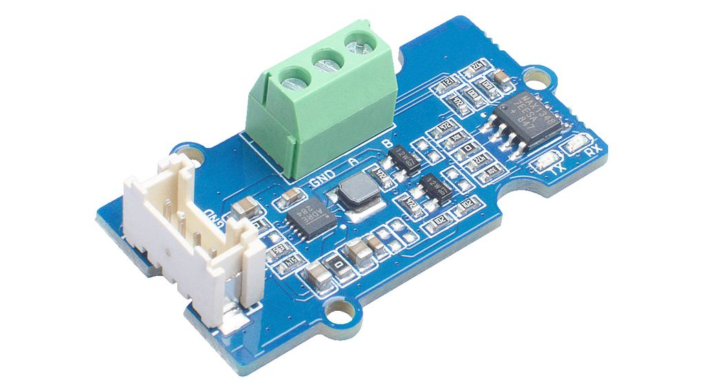 RS485 Serial Communications Module for Arduino
