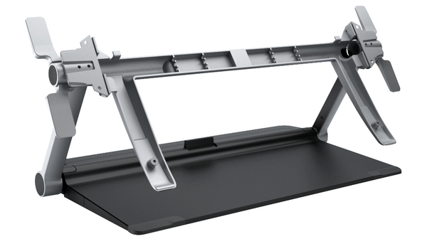 how to attach cintiq stand