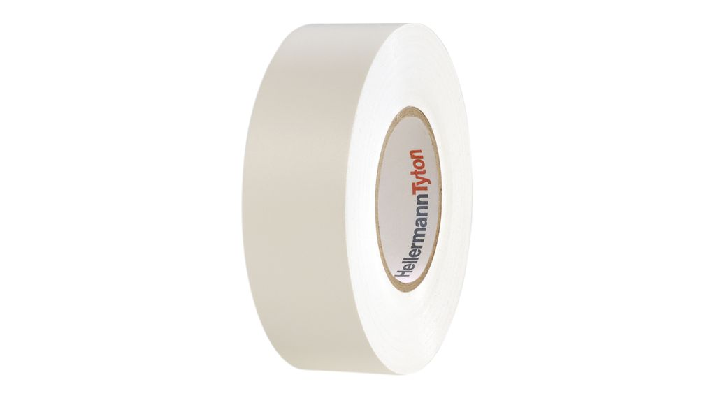 PVC Insulation Electricians Electrical Tape Black 10 Reels Flame Retardant 19mm