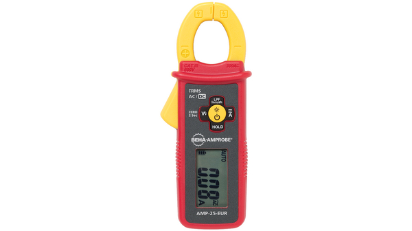 Clamp Meter How Much : Amp eur current clamp meter aac adc trms