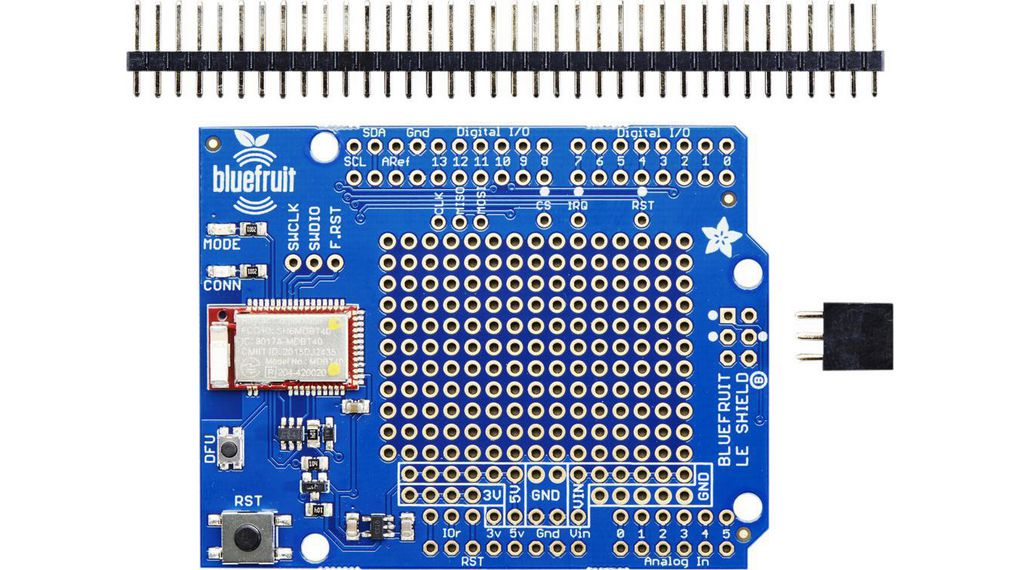 Bluefruit LE Shield for Arduino