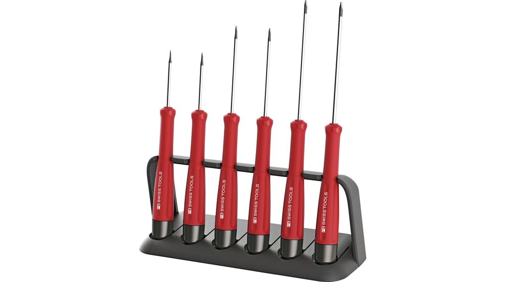 Buy Electronics Screwdriver Set Slotted 6pcs.