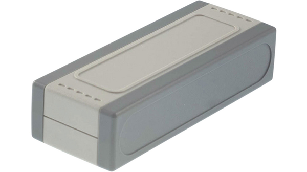 Buy Plastic Enclosure 105x41x25.2mm Grey / Light Grey ABS