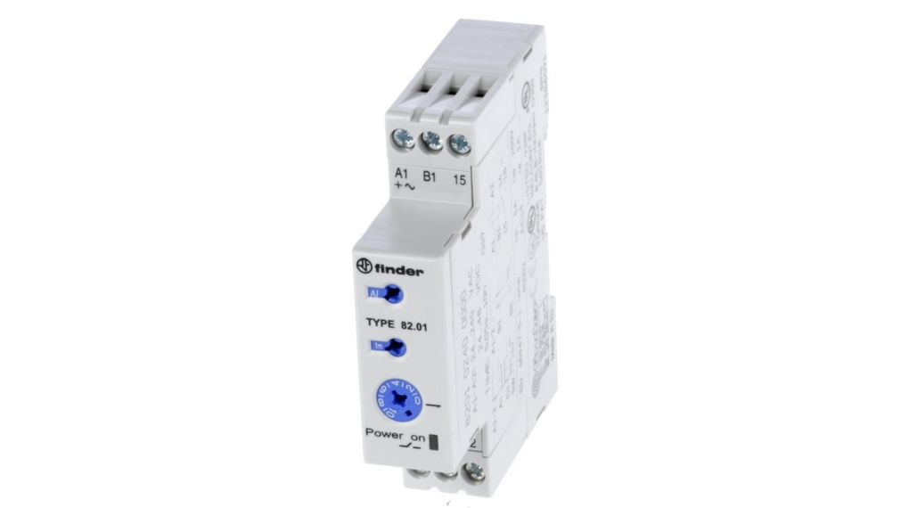 Time Lag Relay Multifunction