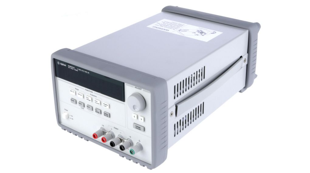 Buy Bench Top Power Supply, 200 W, 50 V, 7 A Programmable