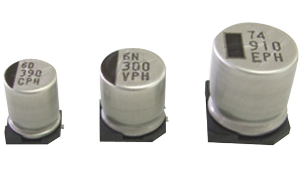 SMD Electrolytic Capacitor 47 uF 63 VDC