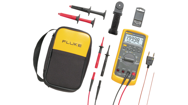 fluke 87v industrial multimeter price