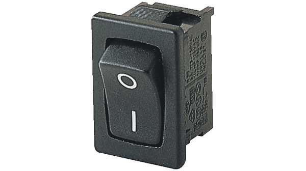 Buy Rocker Switch SPST 10 A 250 VAC