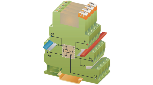 phoenix contact plc rsc 230uc 21 buy universal interface, 2966207, phoenix contact, plc rsc 230uc phoenix contact relay wiring diagram at panicattacktreatment.co