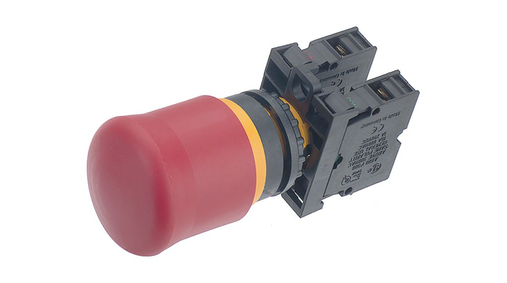 Buy Emergency Stop Switch, 1NO+1NC, IP66