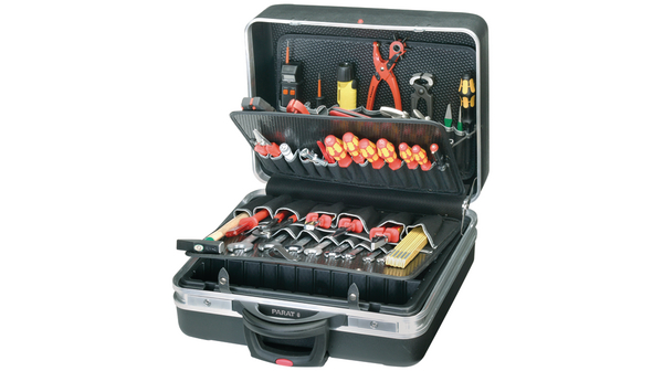 Buy Tool case, wheeled 470 x 360 x 210 mm 6.9 kg X-ABS fit for flights