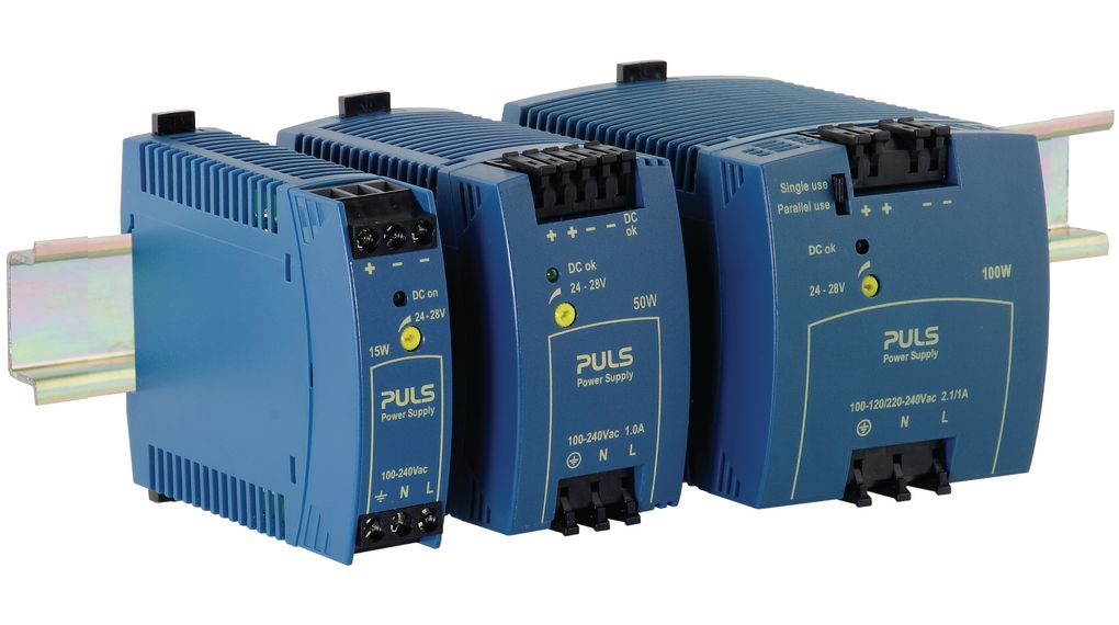 PULS ML30.102 30W Din-Rail Power Supply