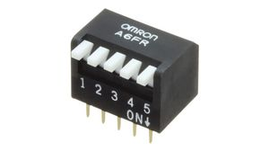 MICROSWITCH SEALED D2HW-C201H By OMRON ELECTRONIC COMPONENTS
