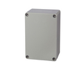 Buy Plastic Enclosure, Polycarbonate, Grey Cover, 120x60x80mm, Light Grey