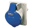 Buy CEE attachment sockets Blue 16 A/230 VAC
