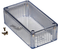 Buy Multipurpose FRPC Enclosure 120x65x39.8mm Clear Polycarbonate IP54