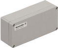 Buy Plastic Enclosure 55x190x75mm Grey Polyester IP66
