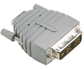 Buy DVI – HDMI-adapter DVI-D to HDMI coupling m – f