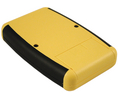 Buy Soft Sided Handheld Enclosure 79x117x24mm ABS Black / Yellow