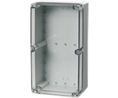 Buy Plastic Enclosure Clear Transparent Cover 101x360x160mm Polycarbonate IP66/IP67