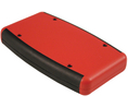 Buy Soft Sided Handheld Enclosure 79x117x24mm ABS Black / Red