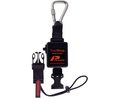 Buy Retractable tool lanyard Polyester 40 x 120 x 200 mm
