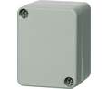 Buy Plastic Enclosure, Polycarbonate, Grey Cover, 65x45x50mm, Light Grey