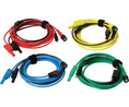 Buy Set of 4 test leads 3 m