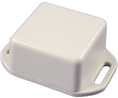 Buy Miniature Flanged Plastic Enclosure 35x51.3x20mm Grey ABS IP54