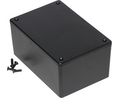 Buy Plastic Enclosure 83.27x123x59mm Black ABS IP54