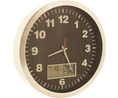 Buy Wall clock and weather station W152
