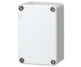 Buy Plastic Enclosure, Polycarbonate, Grey Cover, 98x41x66mm, Light Grey