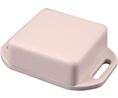 Buy Miniature Flanged Plastic Enclosure 35x51.3x15mm Grey ABS IP54