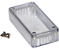 Buy Multipurpose FRPC Enclosure 100x50x24.8mm Clear Polycarbonate IP54