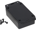 Buy Plastic Enclosure 23x57.04x27mm Black ABS IP54