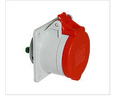 Buy CEE integral socket Red 32 A/400 VAC