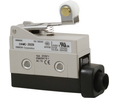 Buy Limit Switch, 1 Break Contact (NC) / 1 Make Contact (NO), Short hinge roller lever