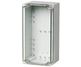 Buy Plastic Enclosure Clear Transparent Cover 101.5x244x124mm Polycarbonate IP66/IP67