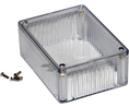 Buy Multipurpose FRPC Enclosure 110x82.2x44mm Clear Polycarbonate IP54