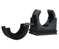 Buy Conduit clip Black Rated width 13 - 166-25700