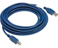 Buy USB 3.0 cable, blue